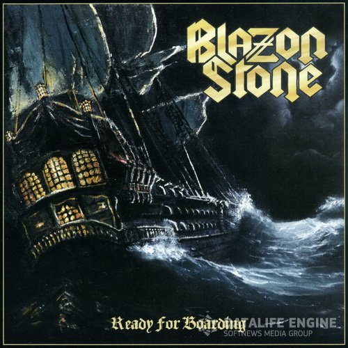 Blazon Stone - 2016 - Ready For Boarding [EP][Stormspell Rec., SSR-DL-198, USA]